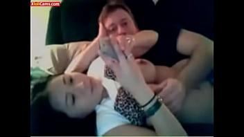 Big Boob Teen Fucking on Webcam