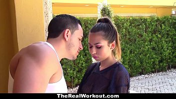The apology seinfeld nude melissa Therealworkout - slutty brunette gets fucked to make the team