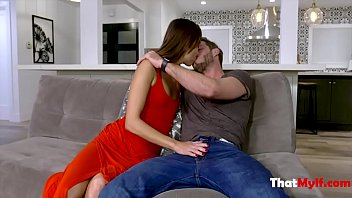 Snacking On Asian MILF Mom Slit- Christy Love