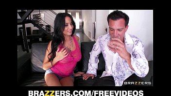 Busty Latina Anissa Kate seduces and fucks her best friend's wife