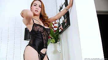 Asian ladyboy Maria X