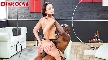 LETSDOEIT - #Freya Dee - Slovakian Teen Gets Her Ass Destroyed By Mike Chapman's BBC