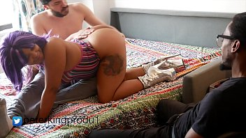 Cuck hubby forced to watch wife