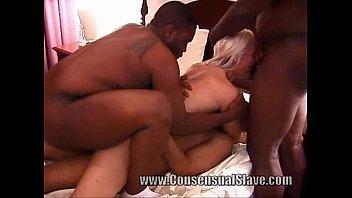 xxx video en Amateur slave kas - black cock slave (consensual slave)