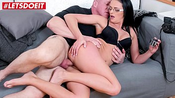Naughty photo sex Letsdoeit - czech brunette any maax have sex with photograph