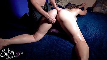 Sofia Curly - Masturbate Pussy and Massage Orgasm صورة
