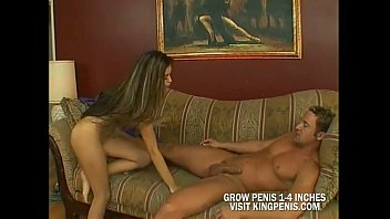 Michelle Maylene - Black Haired Chick Banged By Huge Dick Then Get Facial