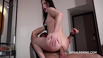 Mr. Anderson's Anal Casting with Elley, Balls Deep Anal, Gapes, Facial GL024