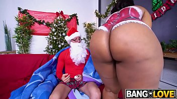 Santas Cumming Down Her Chimney Ft Mimi Curvaceous, Tyler Steel