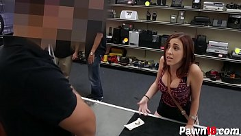 Naked convience store shoppers Nice tits on this pawn shopper