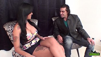 Babi Ventura faces one of the biggest dicks in Brazil - Big Macky - by Binho Ted