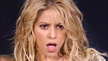 Shakira wolf sexy pic - Shakira