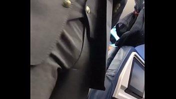 Flight attendant bulge