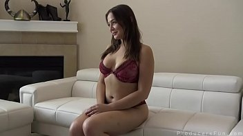Luscious All-Natural Babe Banged