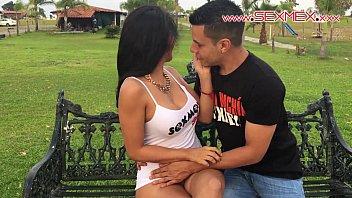 Silvia Santez Mexican brunnete Slut fucks a guy she just met @sexmexnetwork porno izle