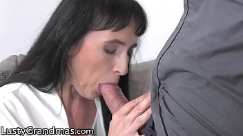 That GILF Only Wants The Big Dick From A Young Man