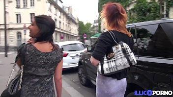 Missy Charme et Amel Annoga deux bisexuelles très sexy