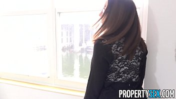PropertySex - Boat captain bangs hot real estate agent in condo thumbnail