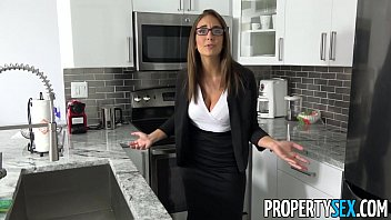 Propertysex - Boat Captain Bangs Hot Real Estate Agent In Condo