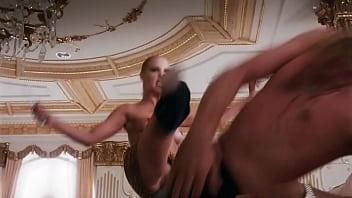 Naked karate Elizabeth berkley pussy lips - uncensored deleted showgirls scene