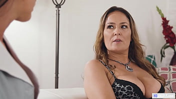 Rich Lady And The Mature Maid Were Friends at College - Elexis Monroe, Texas Patti