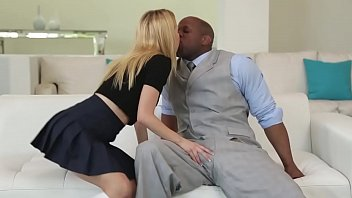 Alina West loves black dick - DarkX
