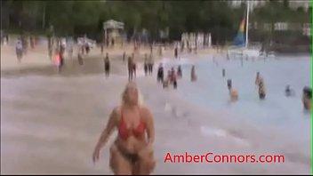 Amber in Waikiki