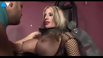 Creampie Deep Big Boobs Blonde