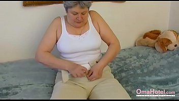 Nude nannys - Omahotel extra hairy granny seductive striptease