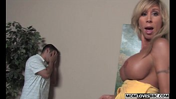 Joe morgan mother fucker Son witness how mom morgan ray takes a bbc