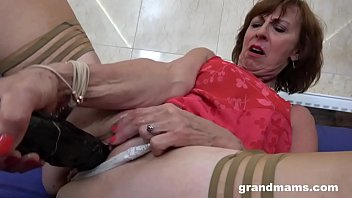 She Could be Your Grandmother Sucking on a Cock Fighter
