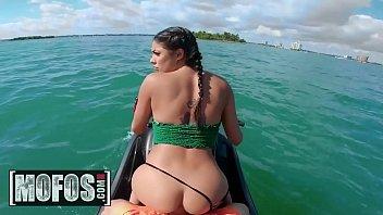 Share My BF - (Serena Santos, Sofie) - Island Getaway Threeway - MOFOS thumbnail