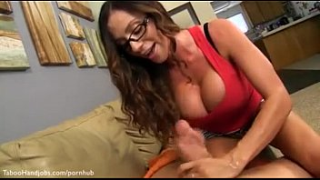 Step mom Ariella Ferrera taking care