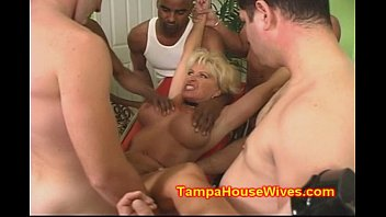 White wives gangbang - My soccer mom gets gang banged