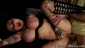 Sexy witch babes - Goth witch gets fucked