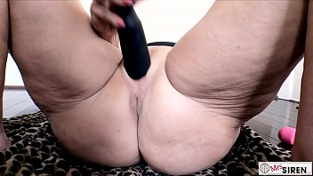 Dee Siren Big Ass Big Toys in Her Office