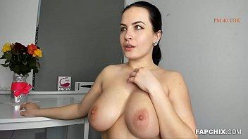 Brunette In Homemade Scene - FAPCHIX.COM Vorschaubild