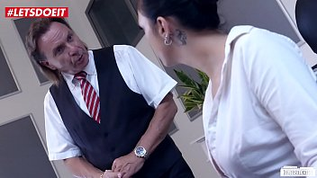 LETSDOEIT - Horny German Secretary Seduces and Fucks Her Mature Boss