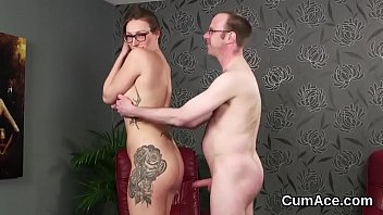 Chuck austen strips comics download blog Horny hottie gets cum shot on her face swallowing all the load