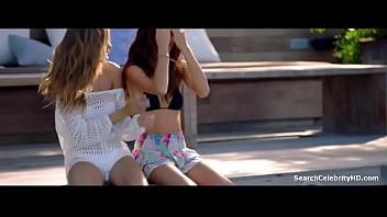 Sara Sampaio Josephine Skriver in The Victoria's Secret Swim Special 2015-2016 Thumb