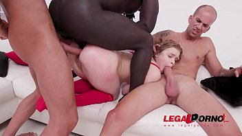 Alexa Flexy balls deep fucking 3on1 with DP, DAP & double pussy SZ2202