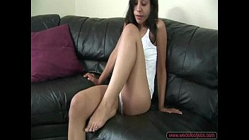 Cuban Teen Fran FootJob