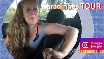 Taradinhos TOUR with the foot on the road - meeting fans in Minas Gerais / Brazil follow daily on instagram kellenzinha br
