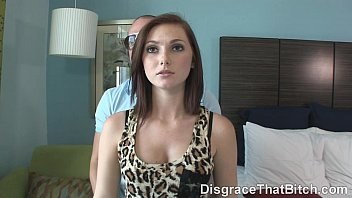 Disgrace That Bitch - Fucking law teen porn enforcement Natalie Lust