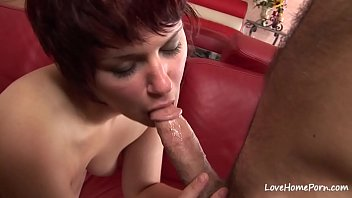 Mommy is happy to get fucked after sucking