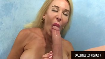 [xnxx desi girl] Dude trades oral sex with gilf erica lauren before stuffing her pussy thumbnail