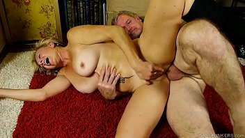 Sexy fifty year old women tube - Sexy blonde old spunker is a super hot fuck and loves facials