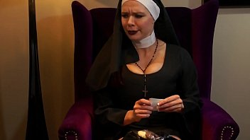 Catholic Nun Discovers Masturbation