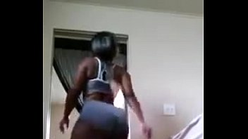 Thick Girl Khia ASS EVERYWHERE!