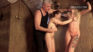 Screaming nude girls - Naked girls being whipped